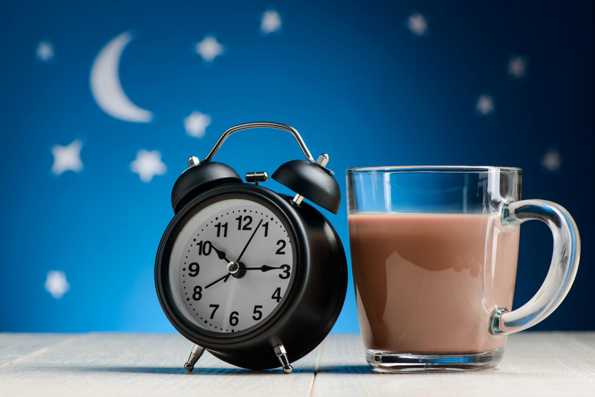 Best Drinks Before Bedtime - The Sleep Charity